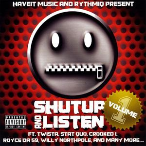 Haveit Music Presents: Shutup & Listen 1 /  Various