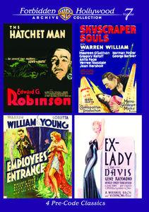 Forbidden Hollywood Collection: Volume 07