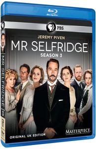 Mr. Selfridge - Season 3 (Masterpiece)