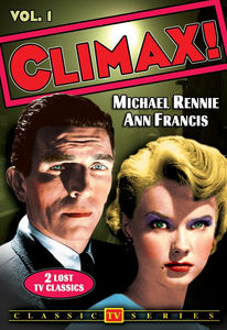 Climax! Volume 1 - The Volcano Seat /  Scream in Silence