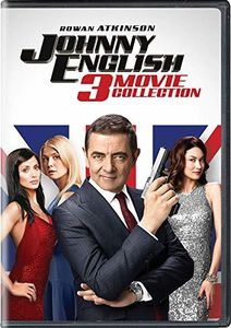 Johnny English 3 Movie Collection