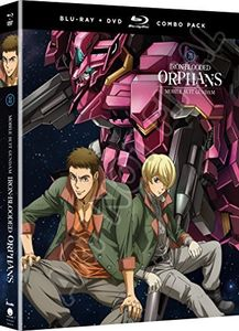 Mobile Suit Gundam: Iron-Blooded Orphans - Season Two - Part Two