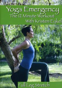 12 Minute Workout Yoga Emergency: Full Leg Stretch