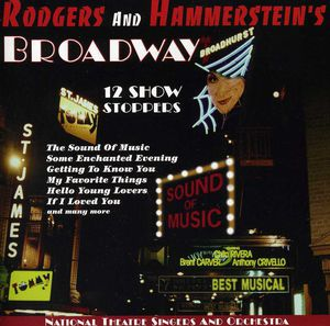 Broadway, 12 Show Stoppers