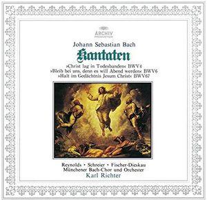 Bach: Kantaten BWV 4/ 6/ 67
