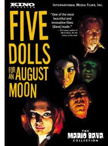Five Dolls for an August Moon