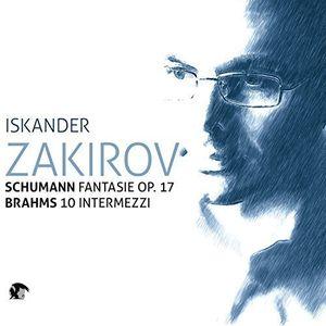 Iskander Zakirov Plays Schumann & Brahms