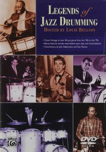 Legends of Jazz Drumming: Volume 1 and 2