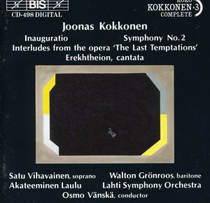 Symphony 2 /  Inauguratio