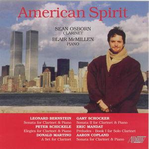 American Spirit: Music for Clarinet