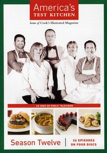 America's Test Kitchen: Season 12