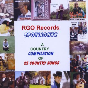 Rgo Records Spotlights a Compilation of 25 Country