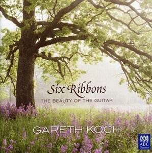 Six Ribbons: Works By Bach Vivaldi & Dwoland