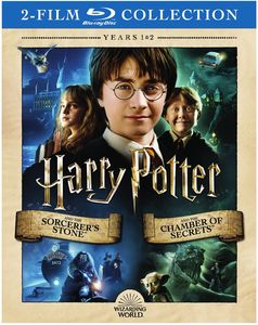Harry Potter and the Sorcerer's Stone /  Harry Potter and the Chamber of Secrets