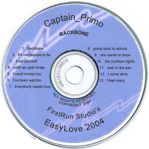 Captain_Primo : Backbone