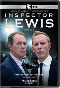 Inspector Lewis: Series 8 (Masterpiece Mystery!)
