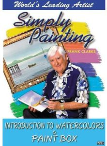 Introduction to Watercolors and Paint Box