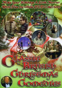 Classic British Christmas Comedies