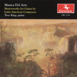 Musica Del Arte: Masterworks for Guitar
