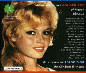 Music from the Golden Age of French Cinema [Import]