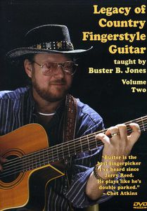 Legacy of Country Fingerstyle Guitar: Volume 2