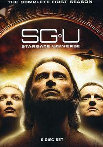 SGU: Stargate Univers: The Complete First Season