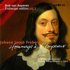 Bob van Asperen Froberger Edition: Hommage