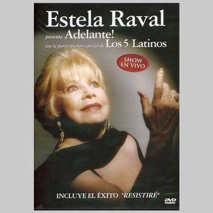 Adelante-Show en Vivo Con los 5 Latinos [Import]