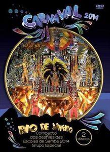 Carnaval 2014 Rio de Janeiro [Import]
