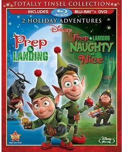 Prep and Landing: Naughty vs. Nice