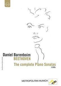 Comp Beethoven 32 Pno Sons