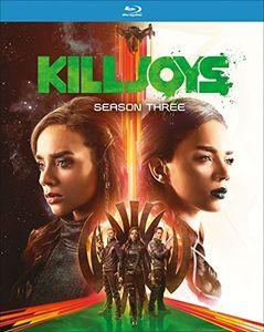 Killjoys: Season Three