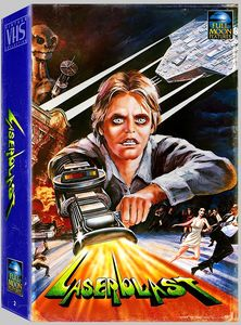 Laserblast (VHS Retro: Big Box Collection)