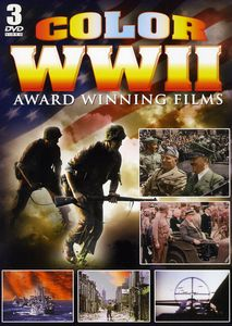 Color WWII Award Winning Films