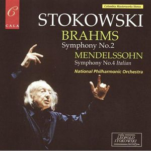Conducts Brahms & Mendelssohn