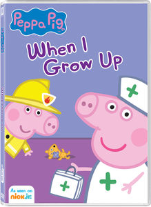 Peppa Pig: When I Grow Up