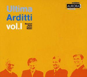 Ultima Arditti 1: Toreuma & Beware of Darkness