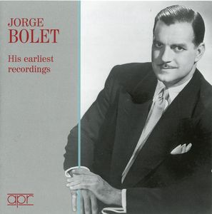 His Earliest Recordings