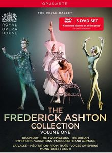 Frederick Ashton Collection 1