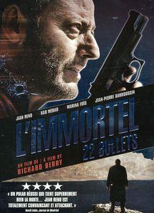 L'Immortel (aka 22 Bullets) [Import]