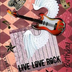Live Love Rock