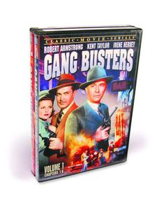 Gang Busters 1 & 2