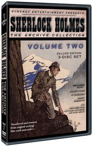 Sherlock Holmes: The Archive Collection - Volume Two