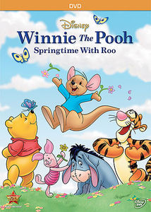 Winnie the Pooh Springtime With Roo