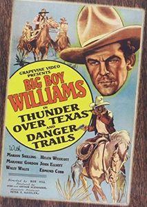 Thunder Over Texas (1934) /  Danger Trails (1935)