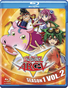 Yu-Gi-Oh! Arc V: Season 1: Volume 2