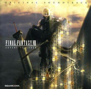 Final Fantasy 7-Advent Children (Original Soundtrack) [Import]