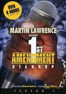 Martin Lawrence Presents 1st Amendment Standup: Season 1