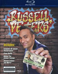 Russell Peters: Green Card Tour: Live From the O2 Arena [Import]
