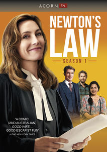 Newton's Law: Season 1
